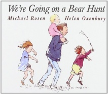 We're Going on a Bear Hunt (Classic Board Book)