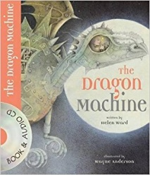 The Dragon Machine (Book & CD)