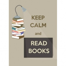 Keep Calm & Read Books