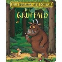The Gruffalo. Board Book